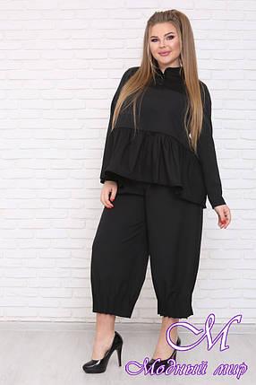 Женские широкие брюки большого размера (р. 42-90) арт. Фокси, фото 2