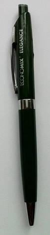 Ручка шариковая автоматическая Elegance бордовая, фото 2
