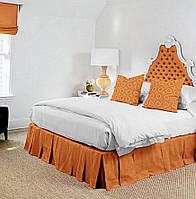 Подзор для кровати Складки Модель 2 Медовый, фото 1