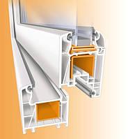 Окна металлопластиковые WDS (400) 60мм