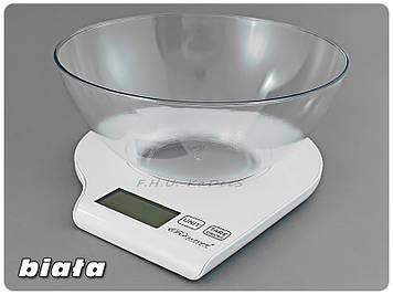 Весы кухонные электронные Ronner TW3010W 5kg