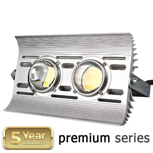 Світильник промисловий для високих стель LED HIGH BAY 200W 4500-5500K COB серія PREMIUM