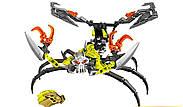 Конструктор - Bionicle - Череп Скорпион (KSZ 710-4), фото 4