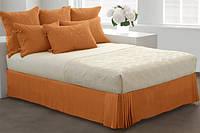 Юбка для кровати Медовая Модель 7 строгий Мodern, фото 1