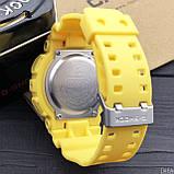 Casio G-Shock GA-100 Yellow-Black, фото 3