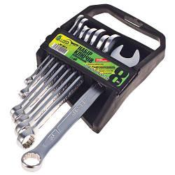 Набор ключей комбинированных Alloid, 8 предметов, 9-19мм (НК-1061-8)