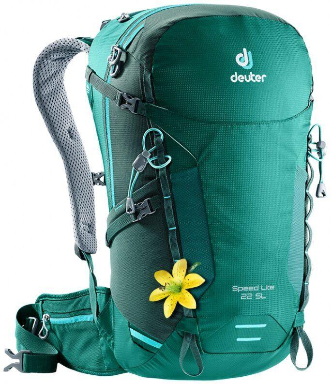 Рюкзак Deuter Speed Lite 22 SL alpinegreen-forest (3410318 2231)
