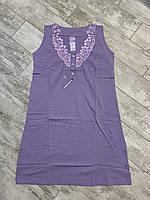 Ночные рубашки VIOLET однотонная, фото 1