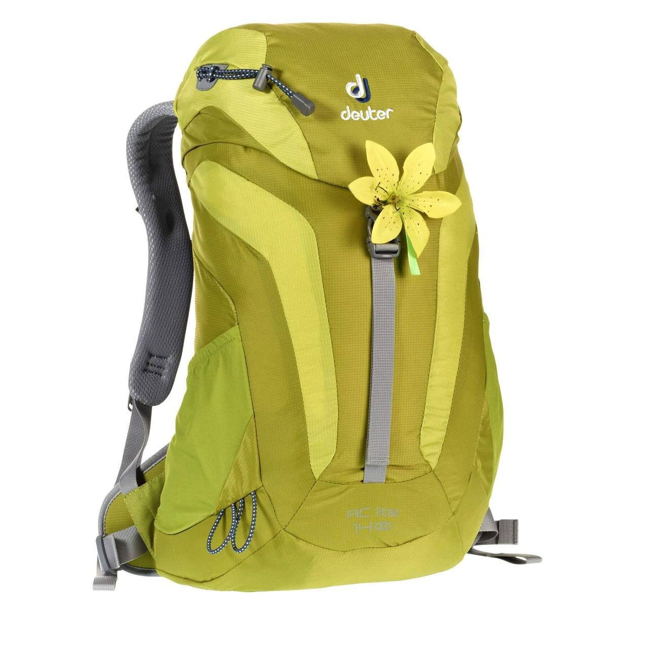 Рюкзак Deuter AC Lite 14 SL moss-apple (3420016 2223)