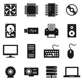 Компьютерная техника и сетевое обрудование