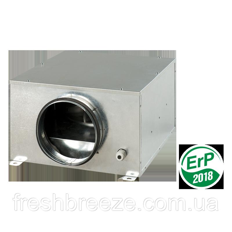 Высокопроизводительный вентилятор в звукоизолированном и теплоизолированном корпусе вентс vents  КСБ 160 ЕС