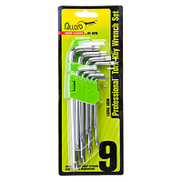 Набор ключей изогнутых TORX Alloid НТ- 0918