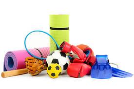 Спортивное снаряжение и инвентарь
