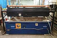 Печь для стекла б/у с камерой 2200*1600мм (гнутье и моллирование) 2012г.
