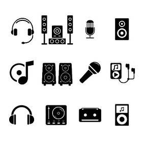Аудиотехника и музыкальные гаджеты