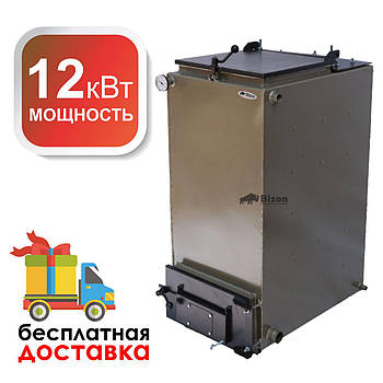 Шахтный котел Холмова Bizon FS Eco 12 квт
