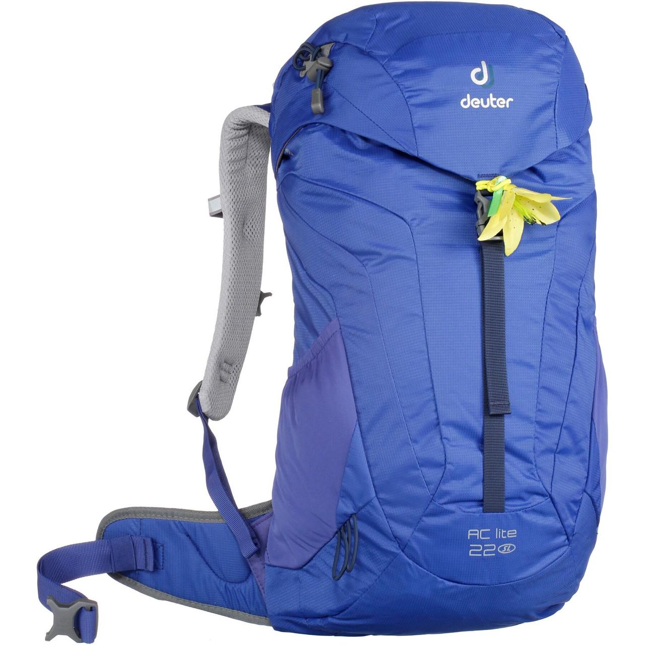 Рюкзак Deuter AC Lite 22 SL indigo (3420216 3049)