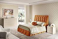 Подзор для кровати Складки Модель 3 Медовый 120*200/30