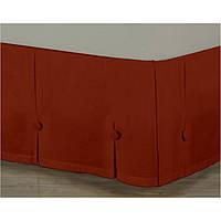 Спідниця для ліжка Винна Модель 8 строгий Мodern 200*200/30