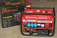 Генератор бензиновый 3-х фазный Германия ( ЕлектроСтартер) 4.5 Кв