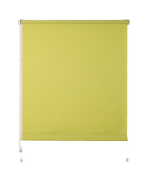 Рулонная штора De zon Leen Mini 53х150 см зеленая