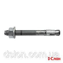 Анкер-болт m2 10х95/15 Mungo 3201009 с шайбой по DIN 125A
