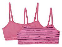 Топик для девочки розовый Pepperts (Германия) р.134/140, фото 1