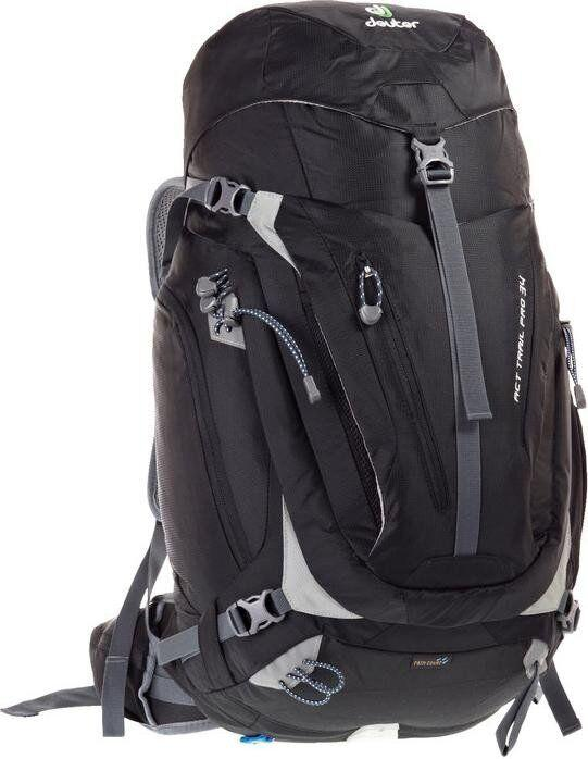 Рюкзак Deuter ACT Trail Pro 34 black (3441115 7000)