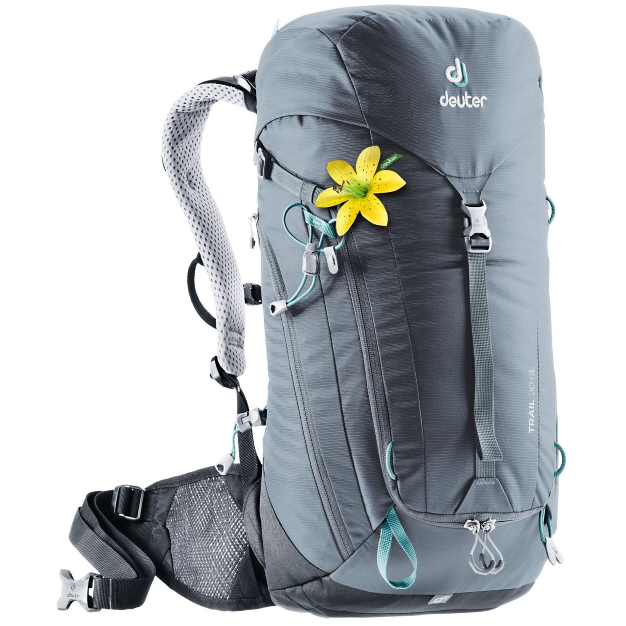 Рюкзак Deuter Trail 20 SL graphite black (3440019 4701)