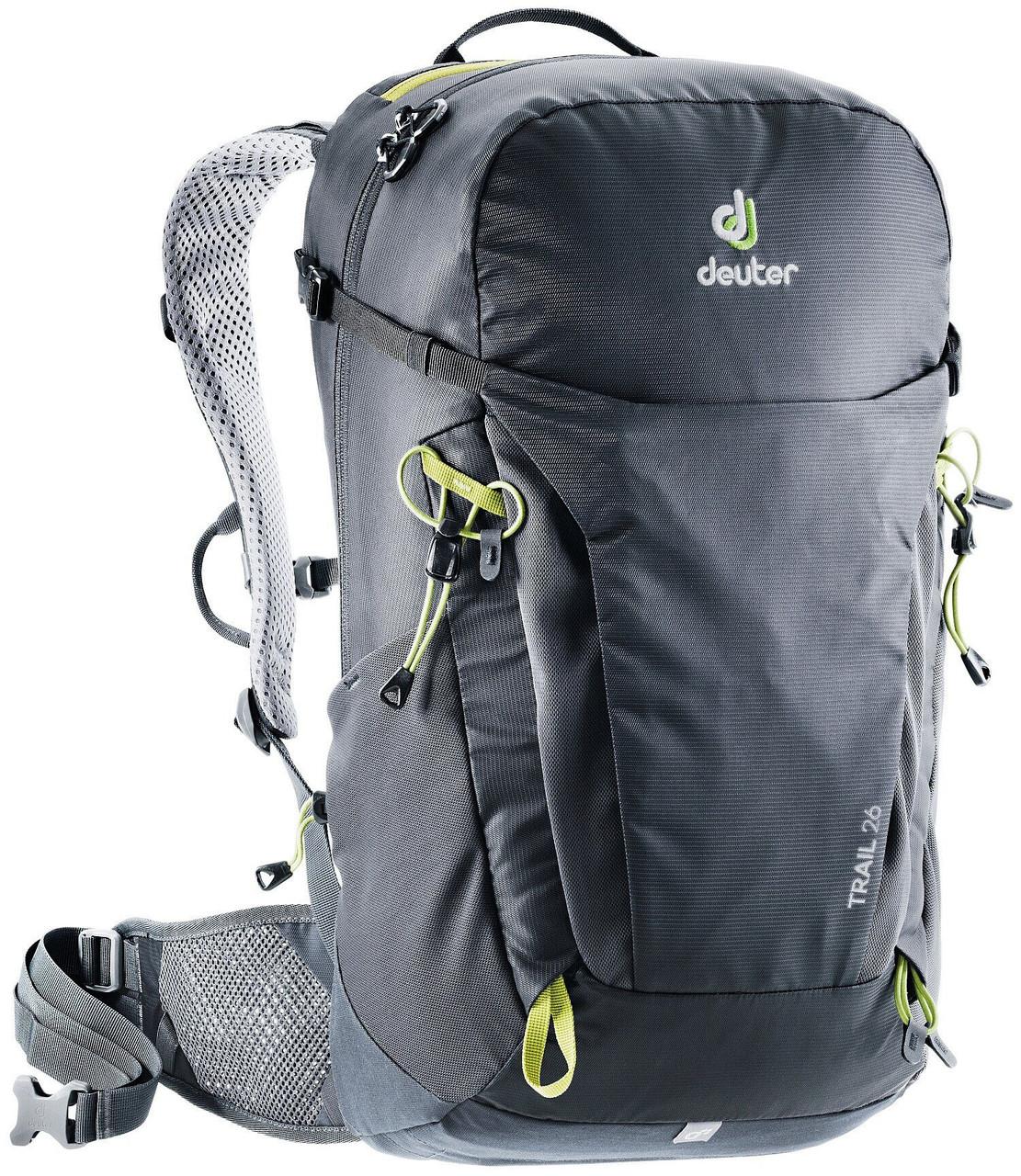 Рюкзак Deuter Trail 26 black-graphite (3440319 7403)