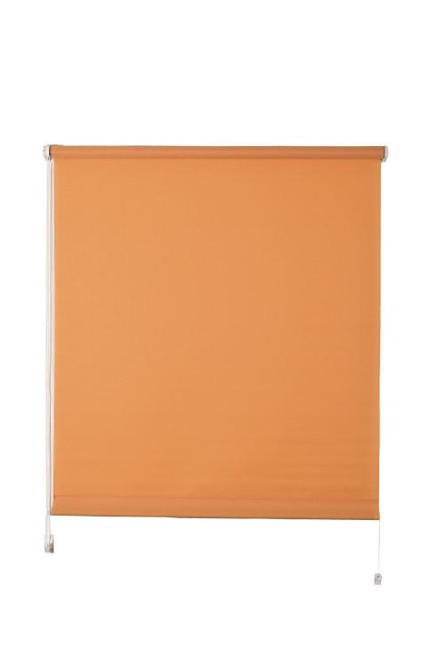 Рулонная штора De zon Leen Mini 61,5х150 см оранжевая