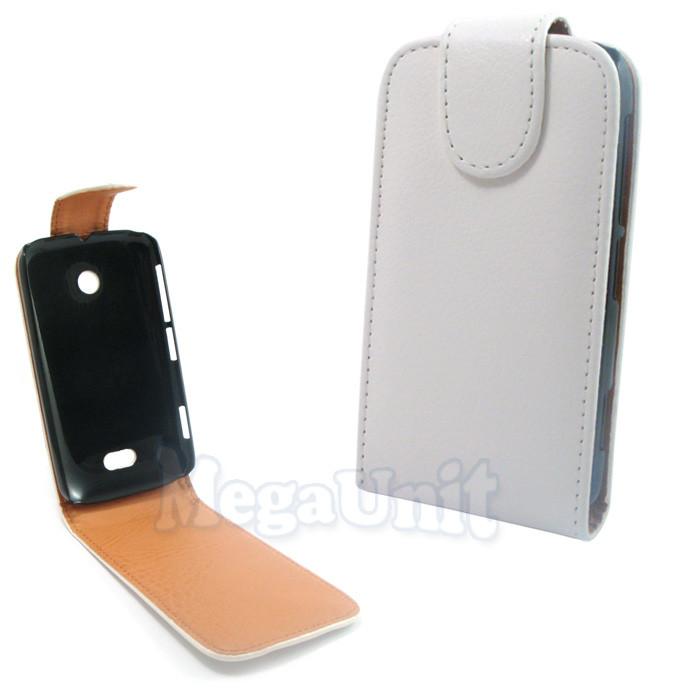 Откидной чехол-флип для Nokia Lumia 510