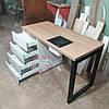 Стол для мастера маникюра, маникююрный стол современного дизайна, фото 3