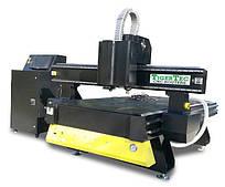 Фрезерно-гравірувальний верстат з осцилюючою головою та відеокамерою (2000х3000 мм) від TIGERTEC 3 кВт