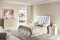 Подзор для кровати Складки Модель 3 Белый 200*200/30