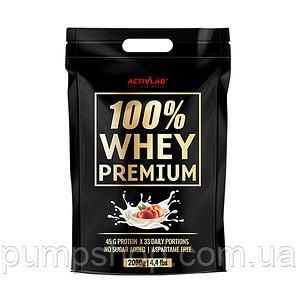 Сывороточный протеин ActivLab 100% Whey Premium 2000 г
