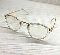 Іміджеві окуляри прозорі