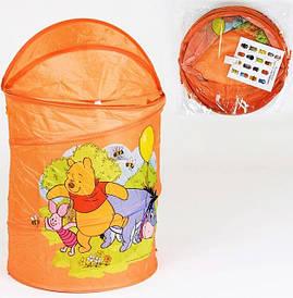 Корзины для игрушек, палатки
