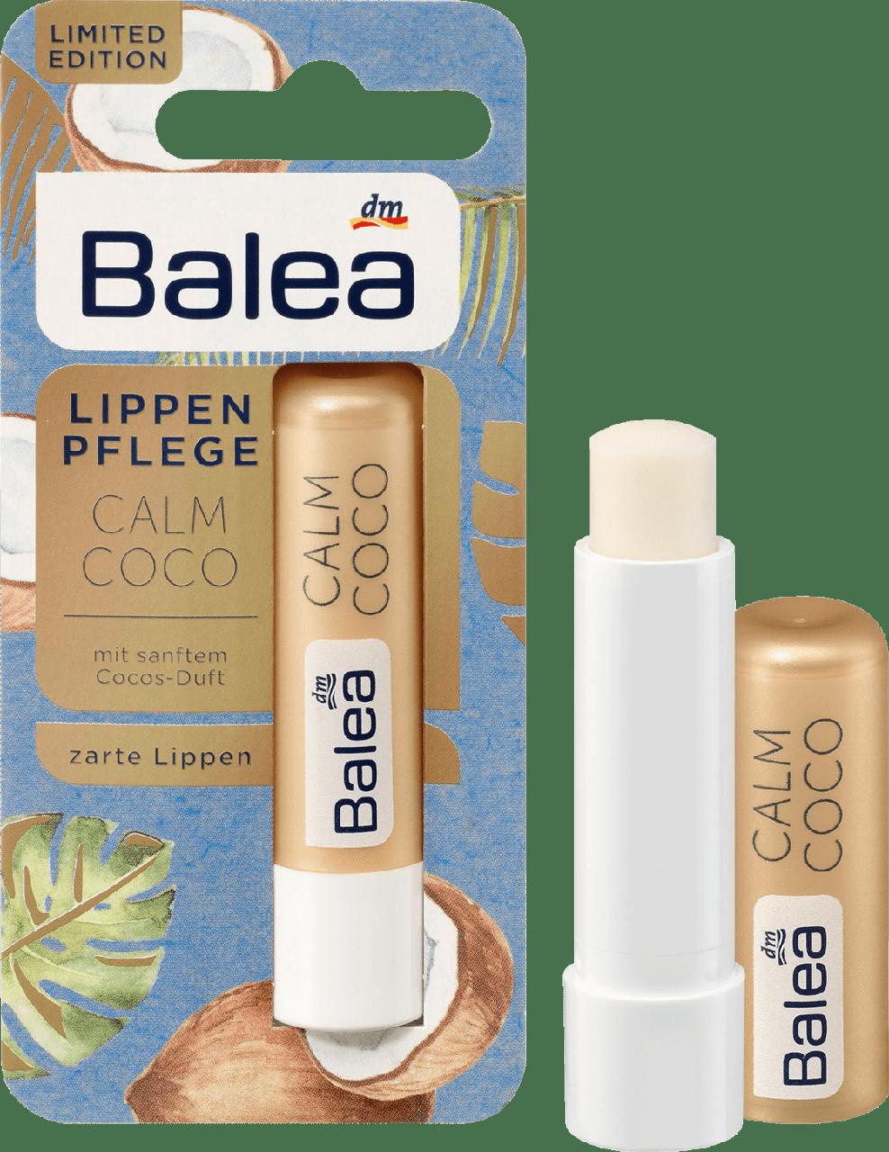 Бальзам для губ Balea Calm Coco