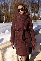 Пальто жіноче зимове Альміра