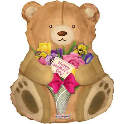 """К 36"""" Плюшевый медвежонок мамы"""