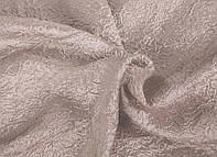 Портьерная ткань жатка грязно-розового цвета