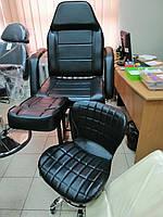 Косметологическая кушетка 246 Т +стул мастера