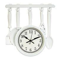 УЦЕНКА!!! Часы настенные Veronese Приятного аппетита 35х20 см 12003-014