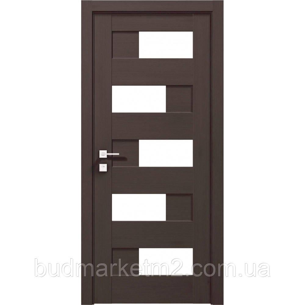 Міжкімнатні двері Rodos Modern Verona, полустекло