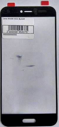 Скло модуля для XIAOMI MI5C чорний, фото 2