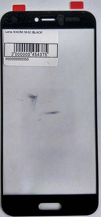Стекло модуля для XIAOMI MI5C черный, фото 2