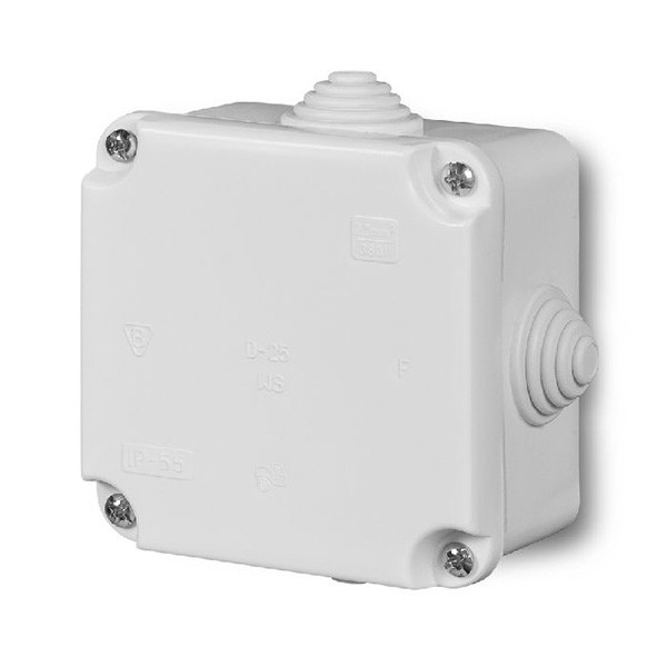 Распределительная коробка Elektro-Plast PK-0 92x92x50 IP55