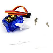 Сервопривод Arduino SG 90 (Micro Servo motor) 2кг, фото 3