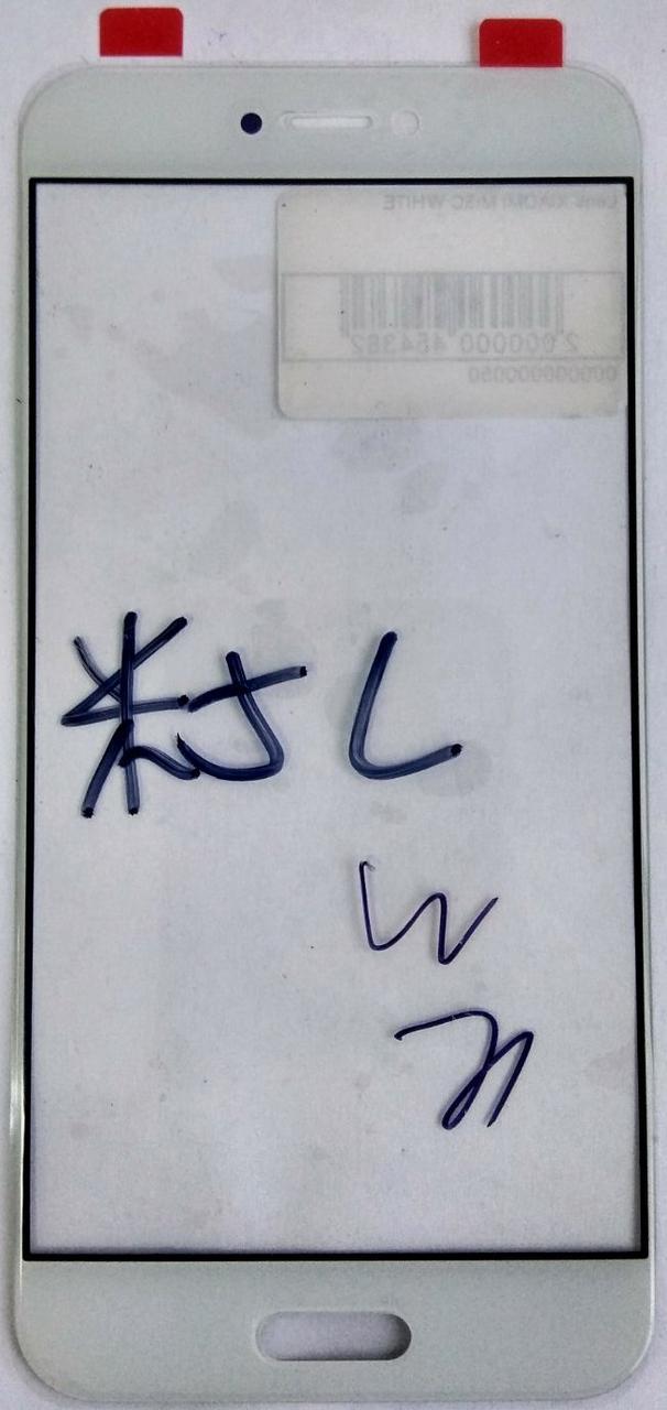 Скло модуля для XIAOMI MI5C білий